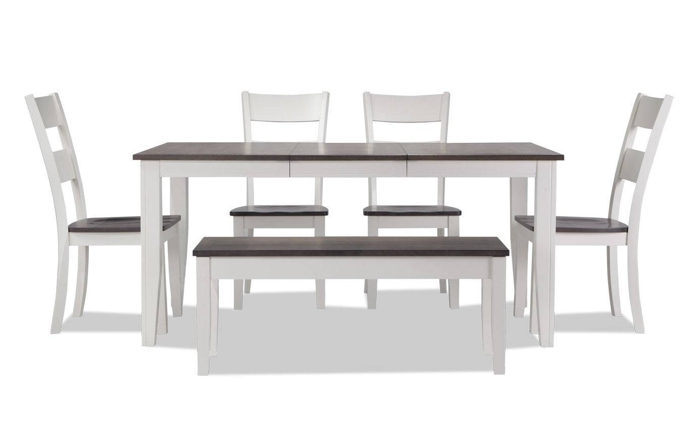 Country Living In 2018 Pertaining To Kirsten 6 Piece Dining Sets (View 17 of 25)
