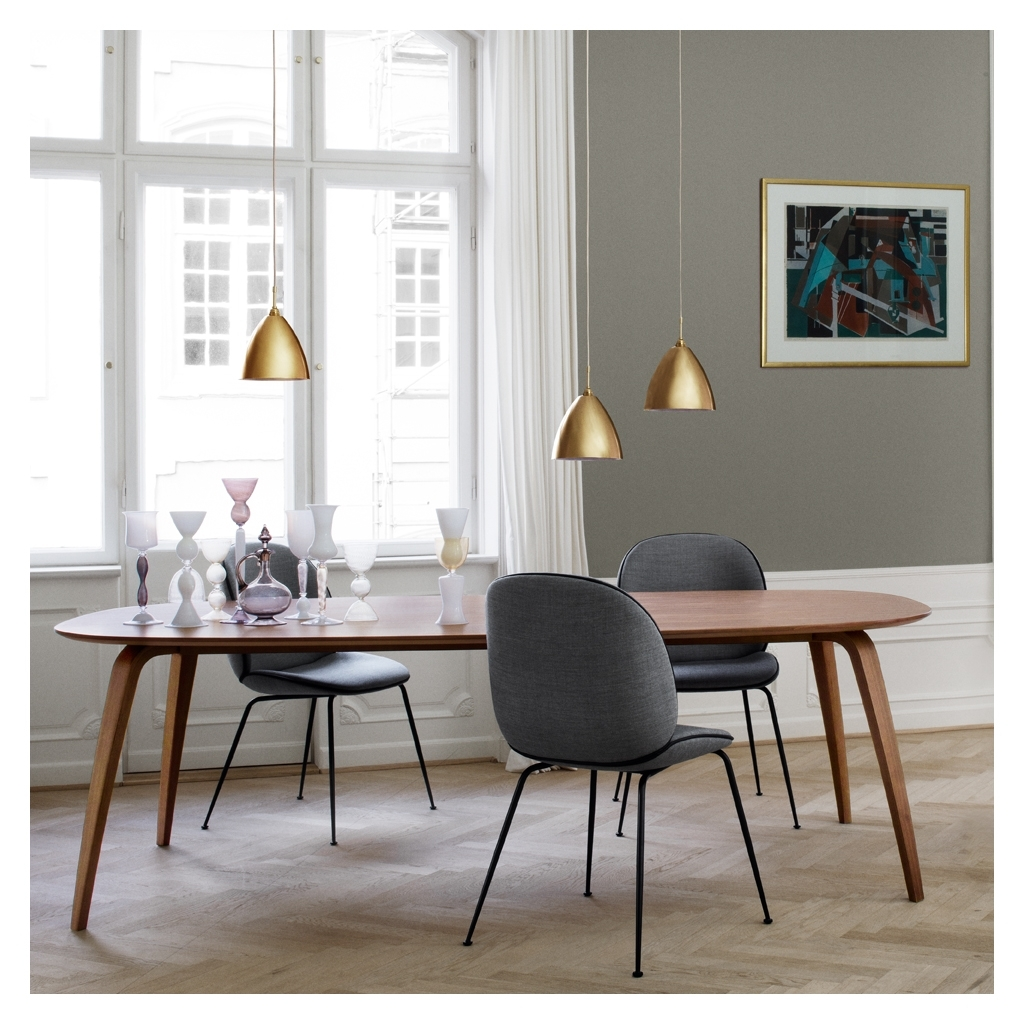 Crawford Rectangle Dining Tables Within Well Liked Elliptical Dining Table – The Conran Shop (View 8 of 25)