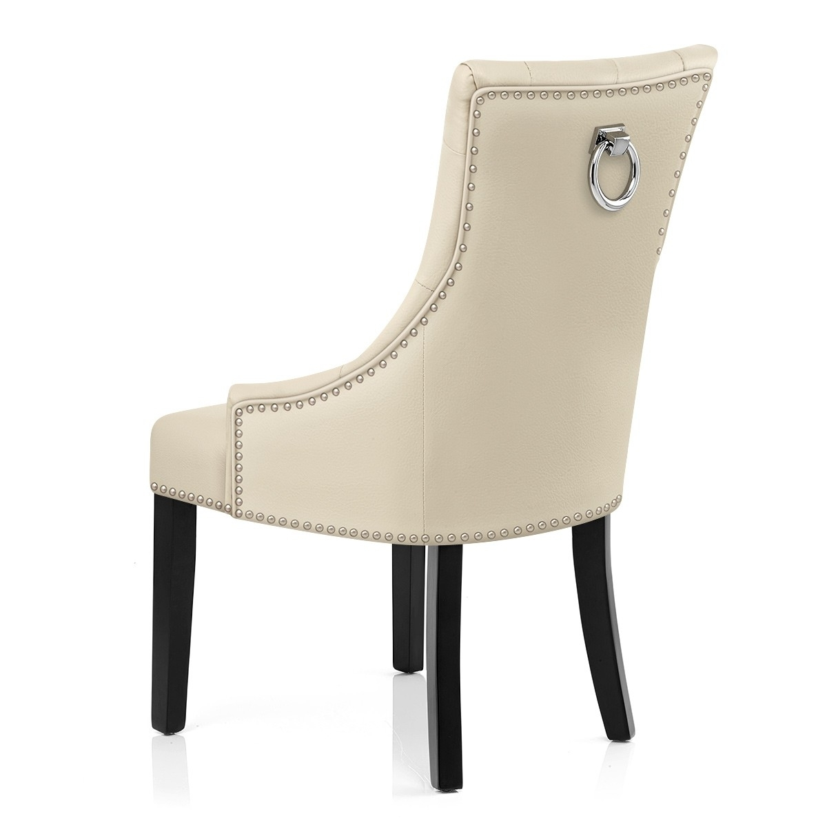Cream Leather Dining Chairs Regarding Best And Newest Ascot Dining Chair Cream Leather (View 11 of 25)