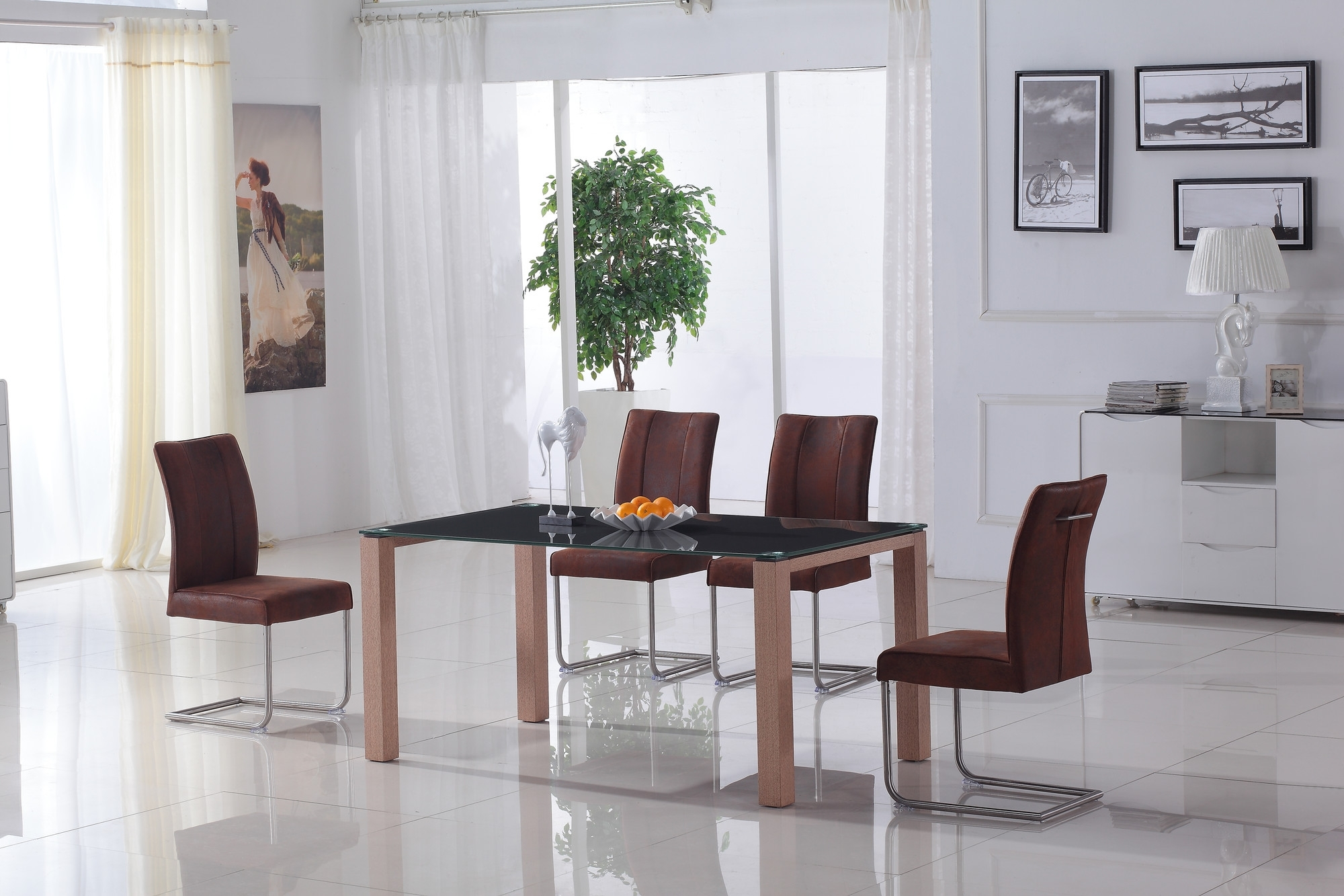 Crystal Dining Tables With Regard To Preferred Crystal Dining Table Dining Table (View 17 of 25)