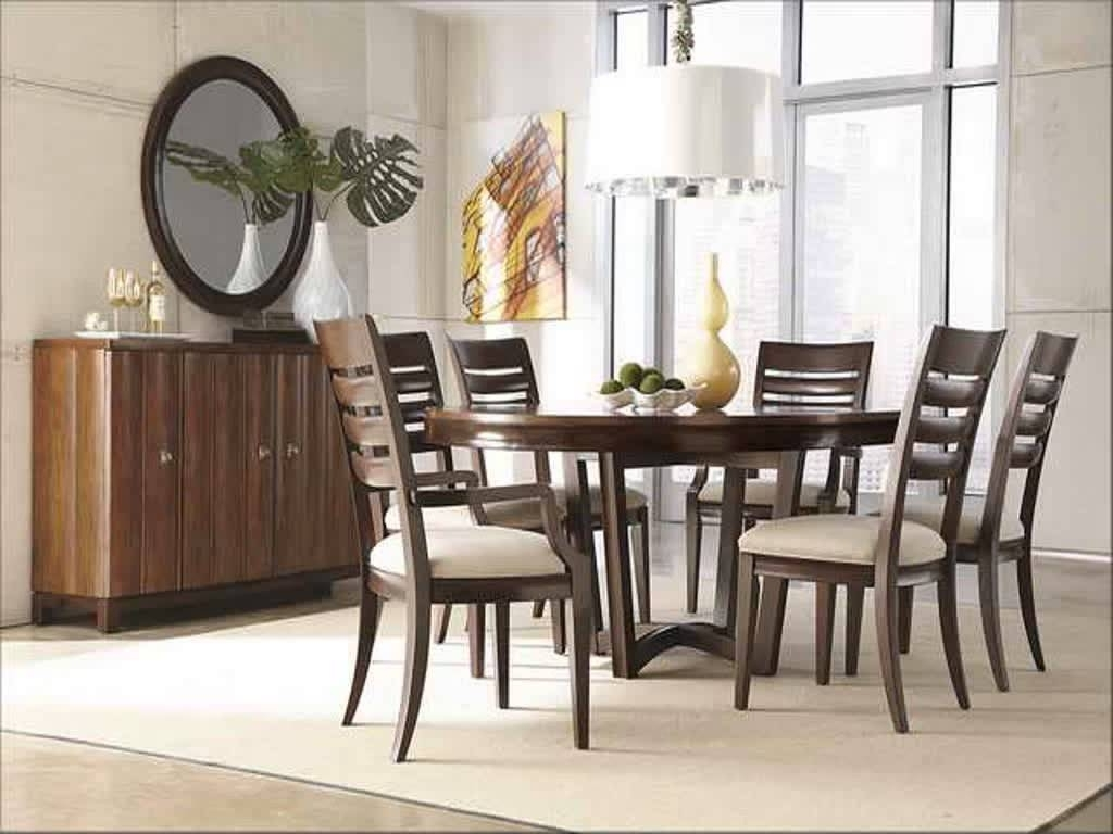 Current Dining Tables For Six Pertaining To No Space In The Dining Room? Here Are Some Extendable Dining Tables (View 5 of 25)