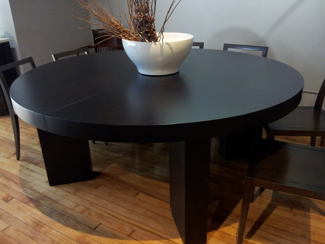 Current Dining Tables New York Throughout Dining Table New York Round Shape, Armani Casa – Luxury Furniture Mr (View 6 of 25)