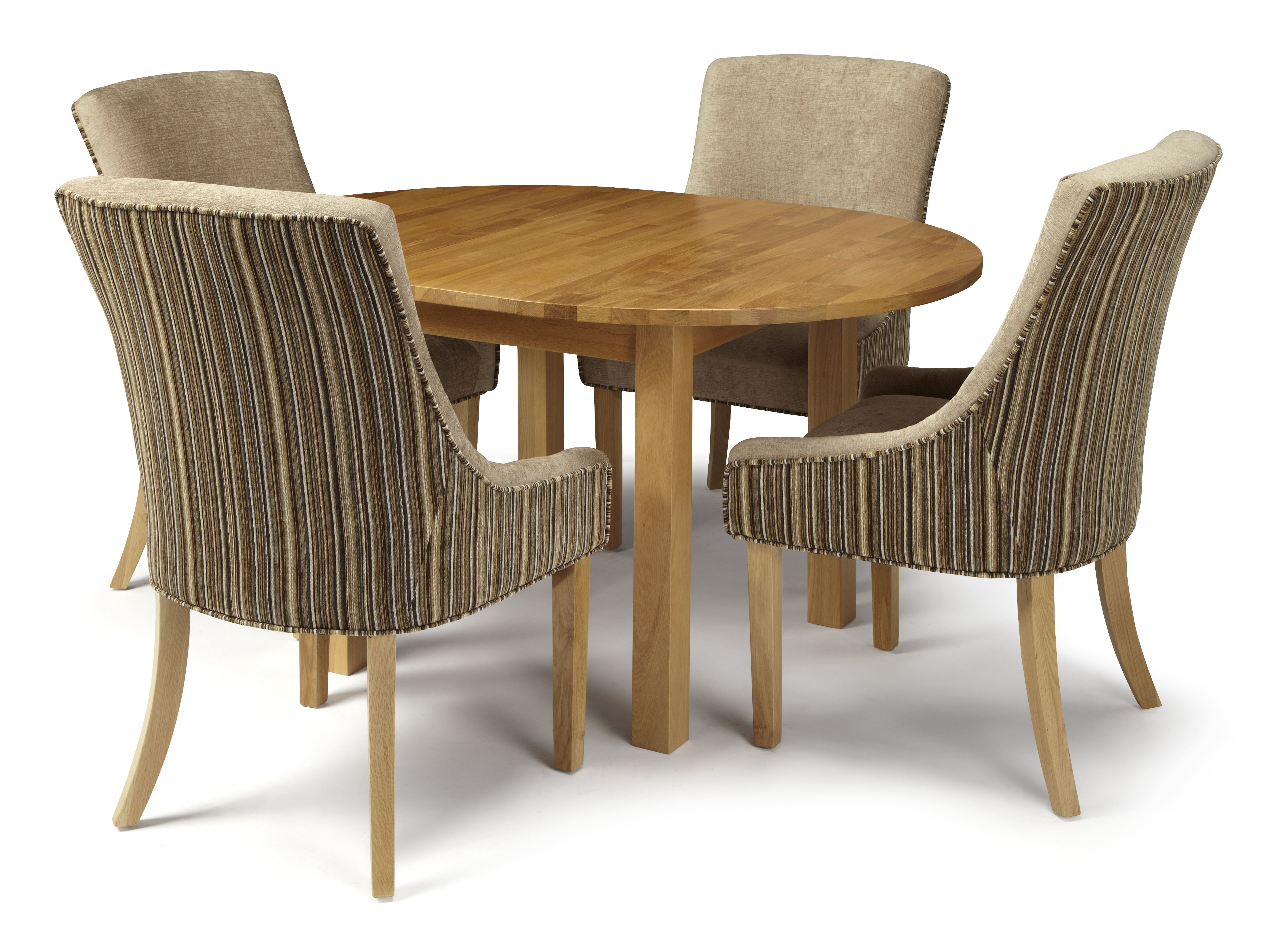 Current Home & Haus Freeling Extendable Dining Table And 4 Chairs & Reviews Inside Extendable Dining Table And 4 Chairs (View 4 of 25)