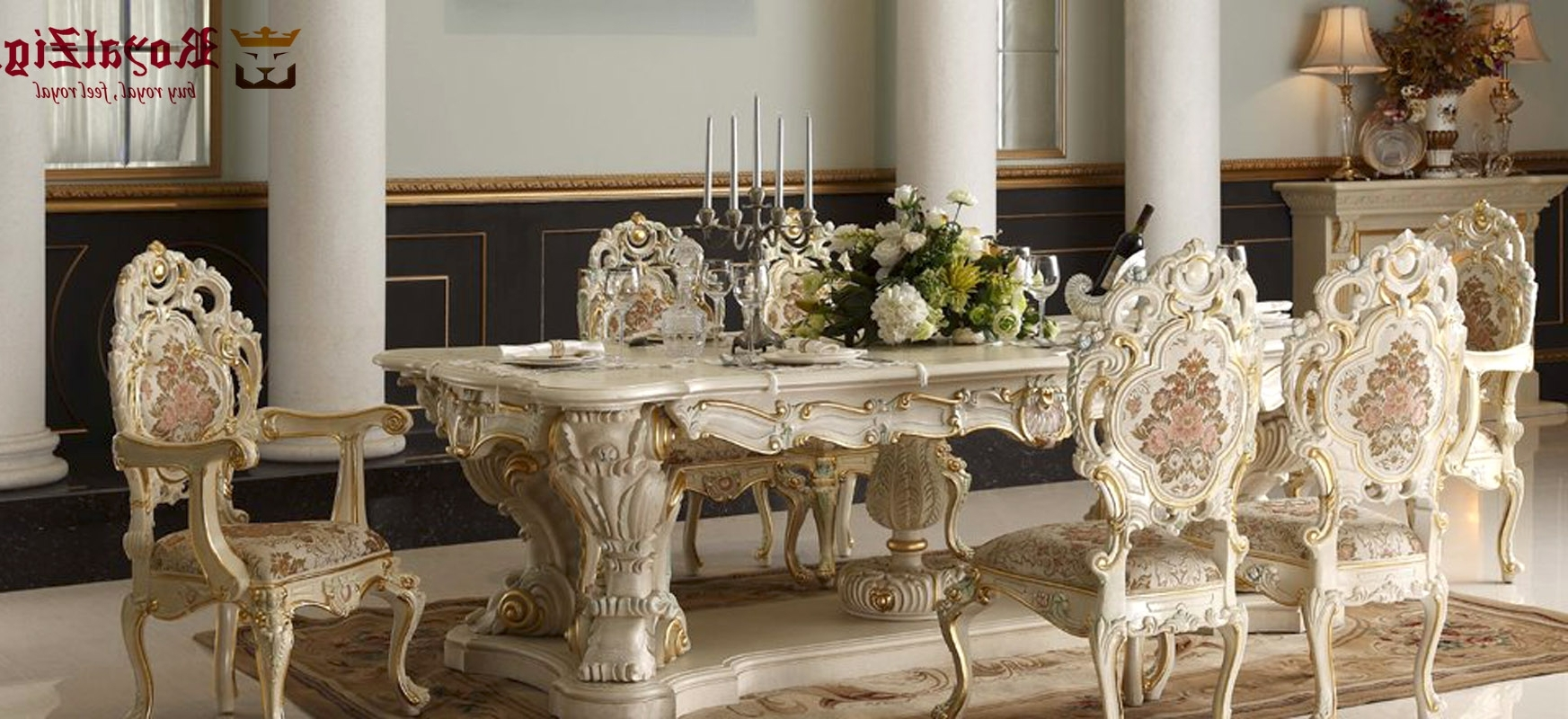 Current Imperial Dining Table Hand Crafted For Imperial Dining Tables (View 5 of 25)