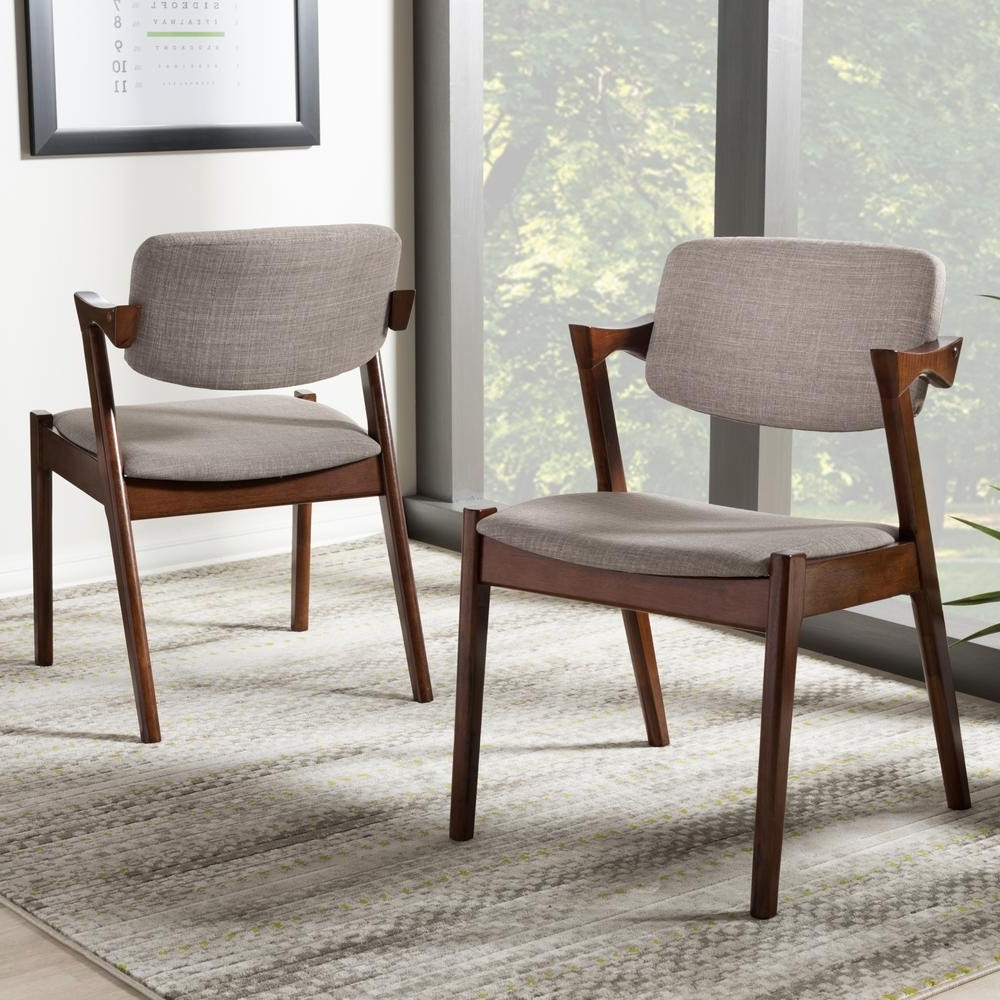 Current Jaxon 7 Piece Rectangle Dining Sets With Upholstered Chairs Intended For Ideal Jaxon 5 Piece Round Dining Set W Upholstered Chairs Living (View 25 of 25)
