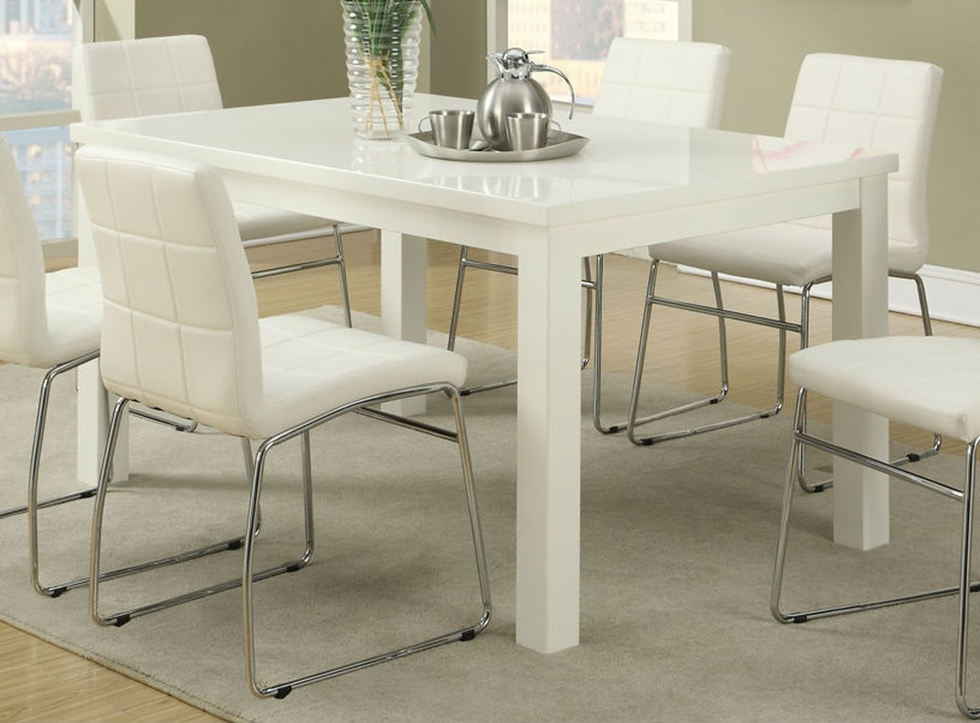 Current Logan 7 Piece Dining Sets For 7 Piece Round Dining Room Set Brilliant Wade Logan Table Pleasant (View 5 of 25)