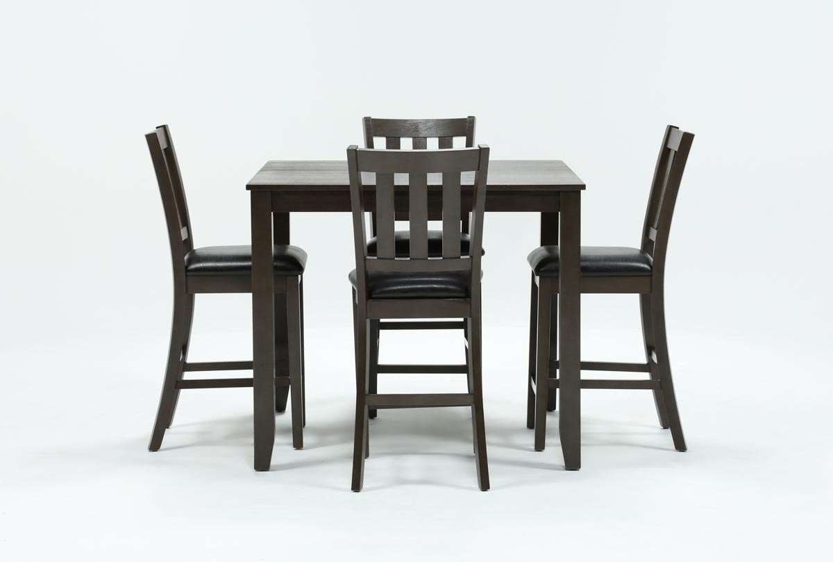 Current Market 7 Piece Counter Sets Throughout Jensen 5 Piece Counter Set (Gallery 21 of 25)