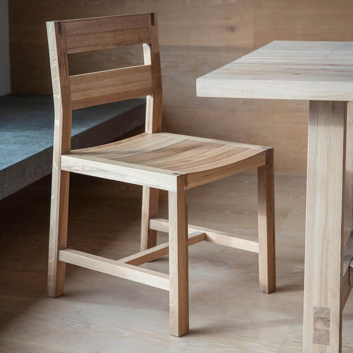 Current Oak Dining Chairs For Top Classic Interior – Blogalways Inside Oak Dining Chairs (View 19 of 25)