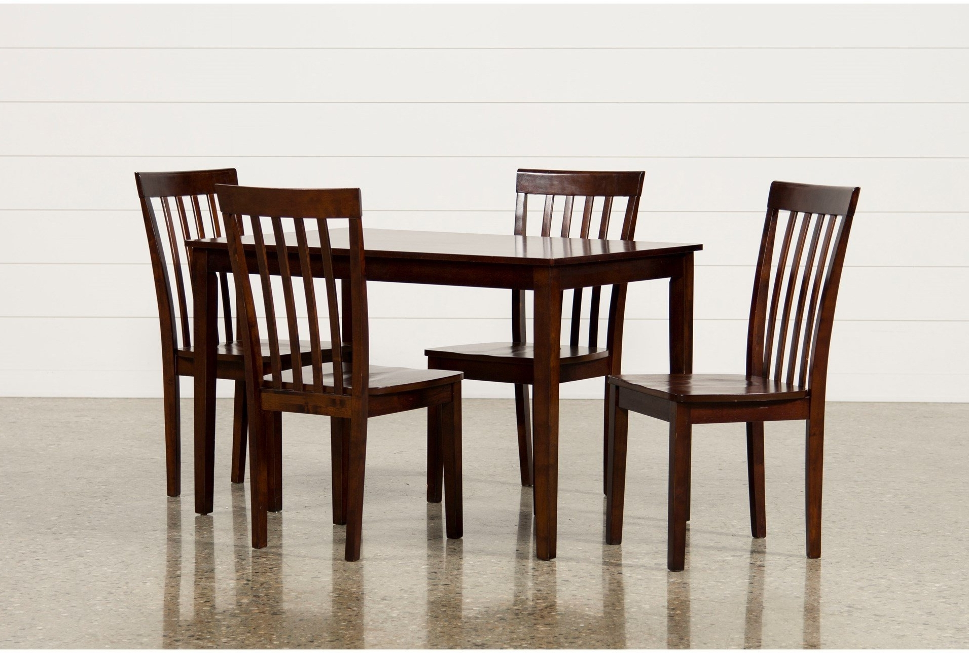 Current Partridge Dining Tables Within Preferential Living Spaces Tables Copy Dakota Piece Set Living (View 4 of 25)