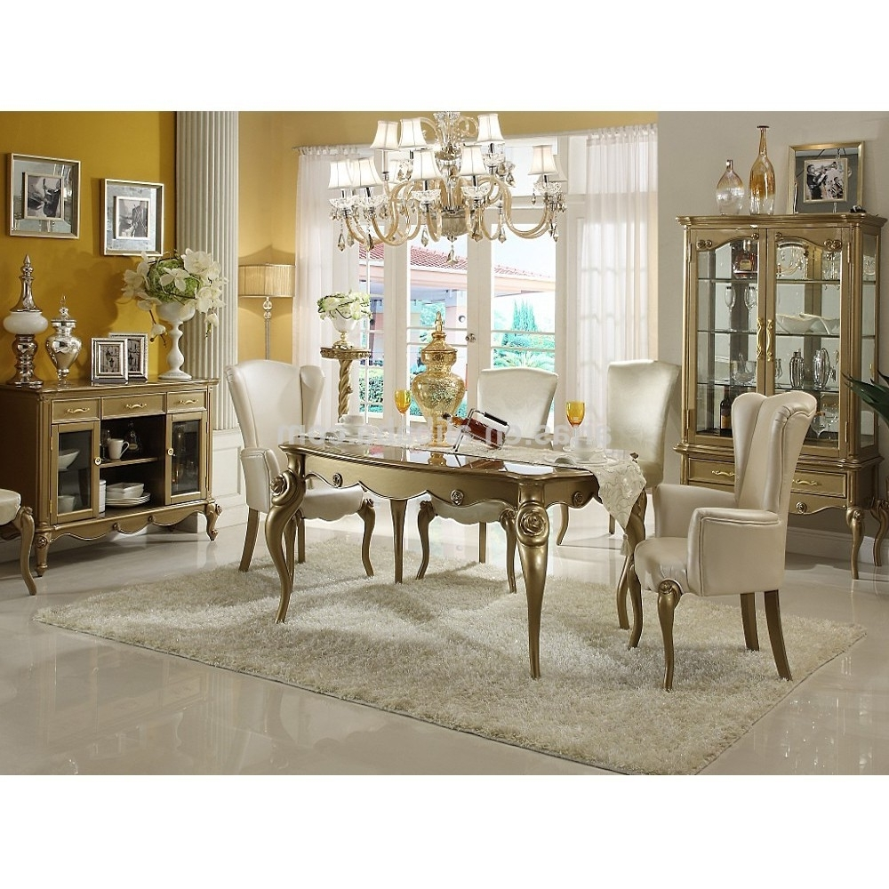 Current Royal Dining Tables Intended For High Quality 5417# Royal Dining Room Furniture Sets – Buy Royal (View 2 of 25)
