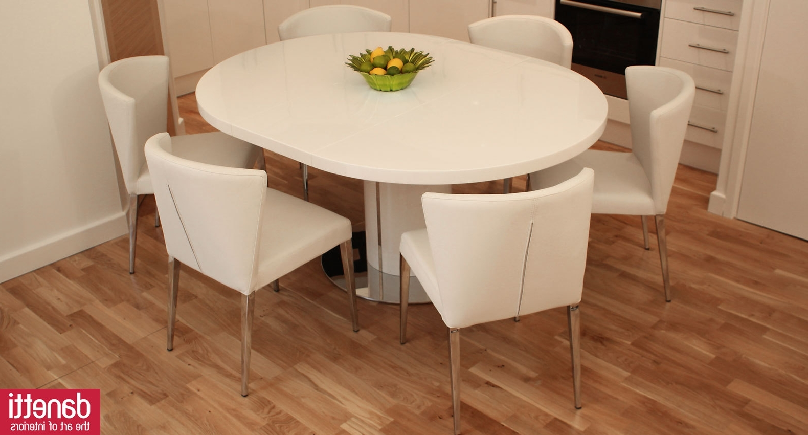 Current White Gloss Round Extending Dining Tables For Lienzoelectronico: Extending Dining Table (Gallery 15 of 25)