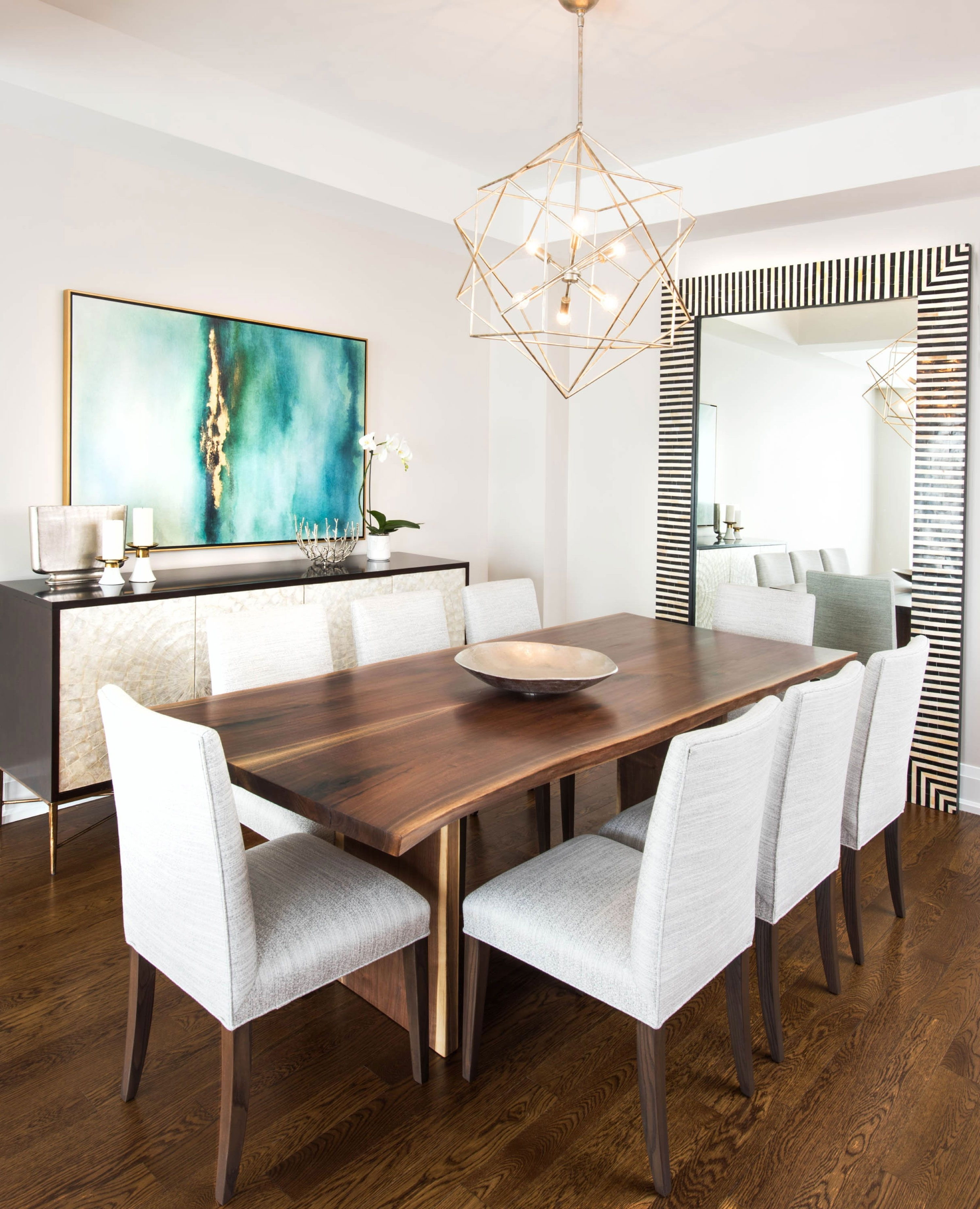 Custom Dining Intended For Walnut Dining Tables (View 9 of 25)