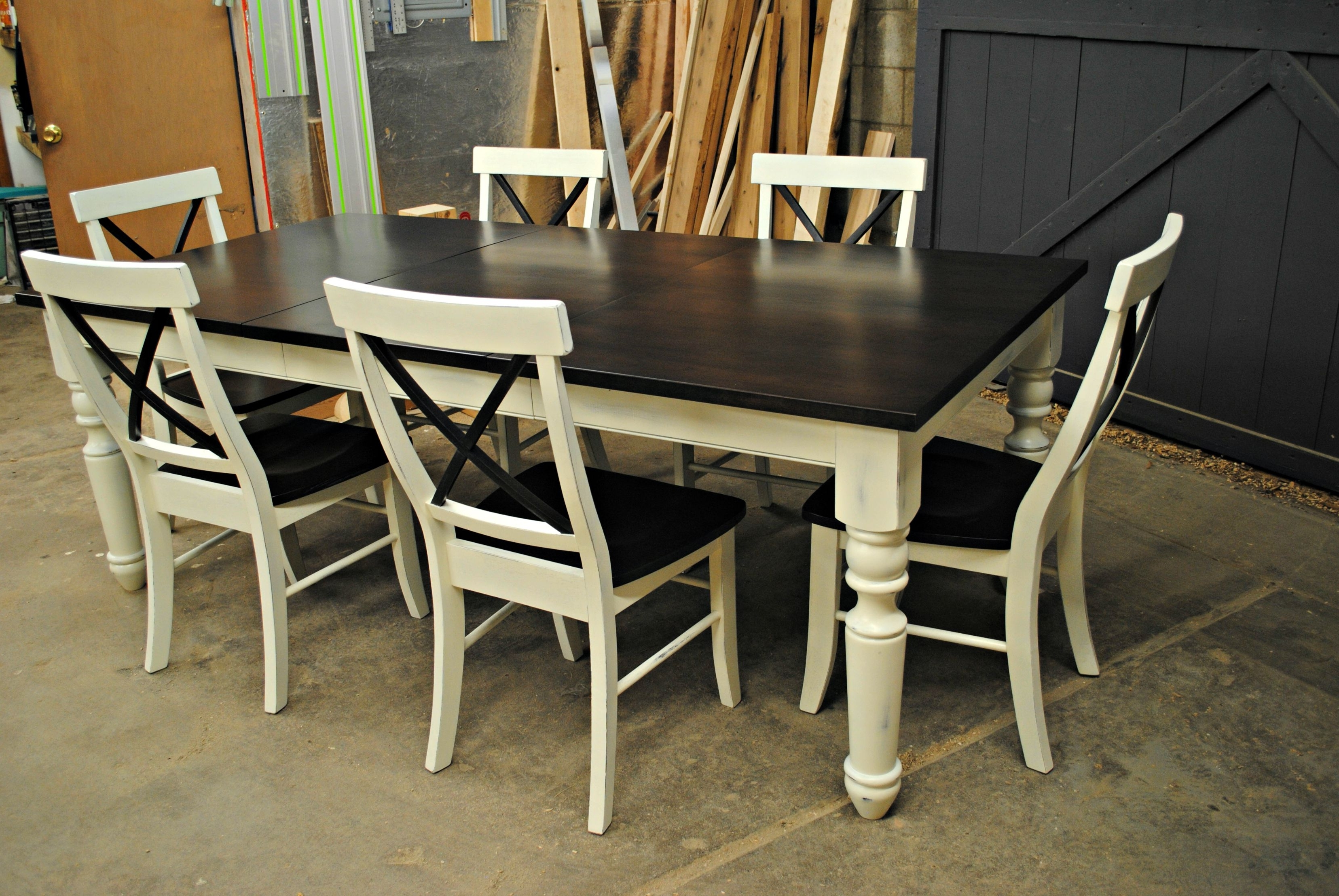 Custom Dining Table I The Common Table Intended For Well Known French Country Dining Tables (View 15 of 25)