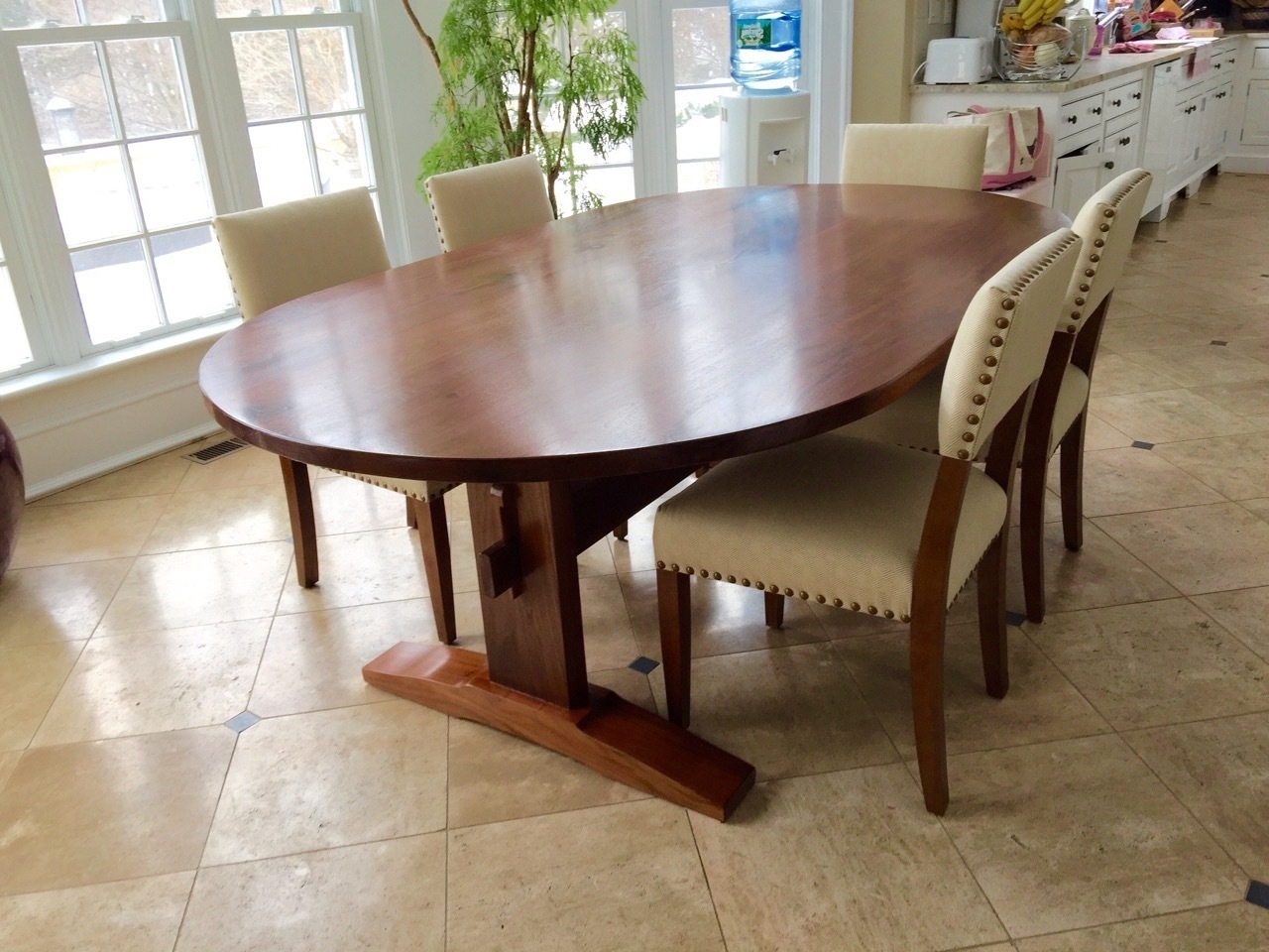 Custom Dining Tables For New York City, Ny; Long Island, Ny & Darien, Ct With Newest New York Dining Tables (View 3 of 25)