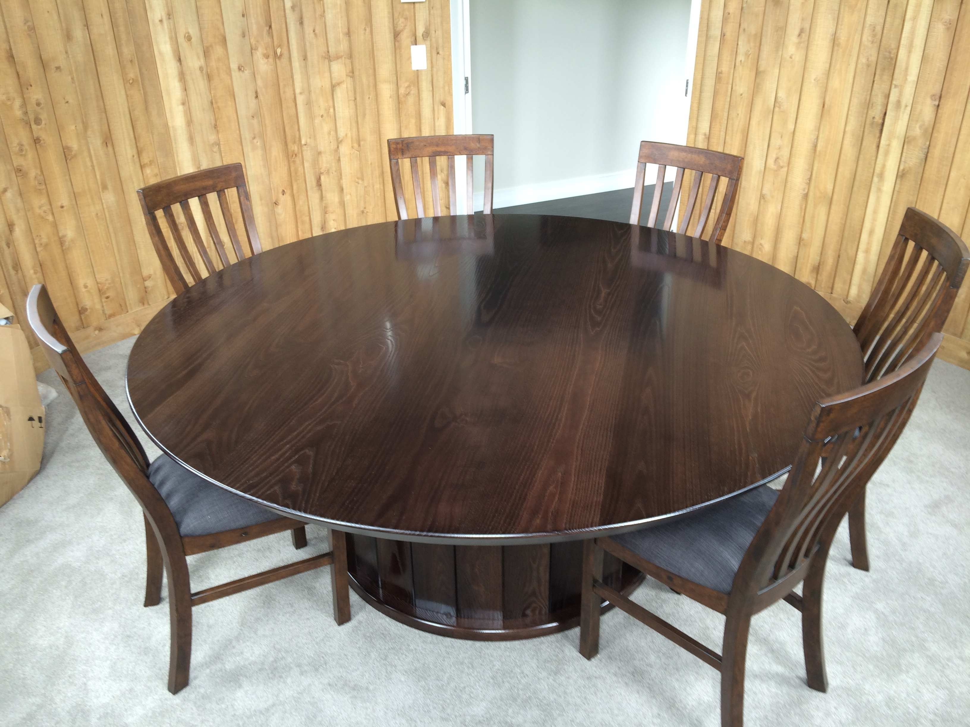 Custom Made Dining Tables & Chairs Tauranga, Hamilton, Auckland Regarding Well Known Hamilton Dining Tables (Gallery 9 of 25)
