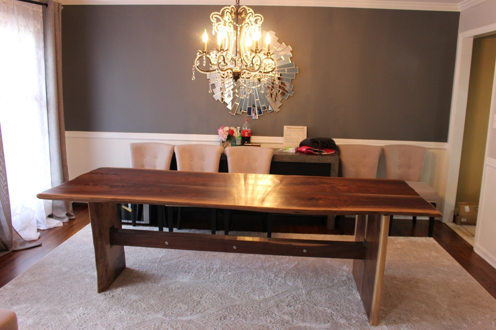 Custom Wood Dining Tables In New York Ny, New Jersey Nj, Long Island With Regard To Best And Newest Dining Tables New York (View 3 of 25)