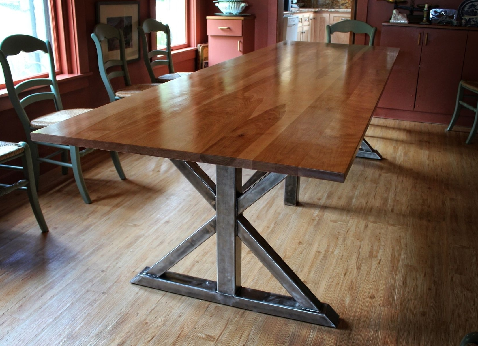 Custommade In Craftsman Rectangle Extension Dining Tables (View 13 of 25)