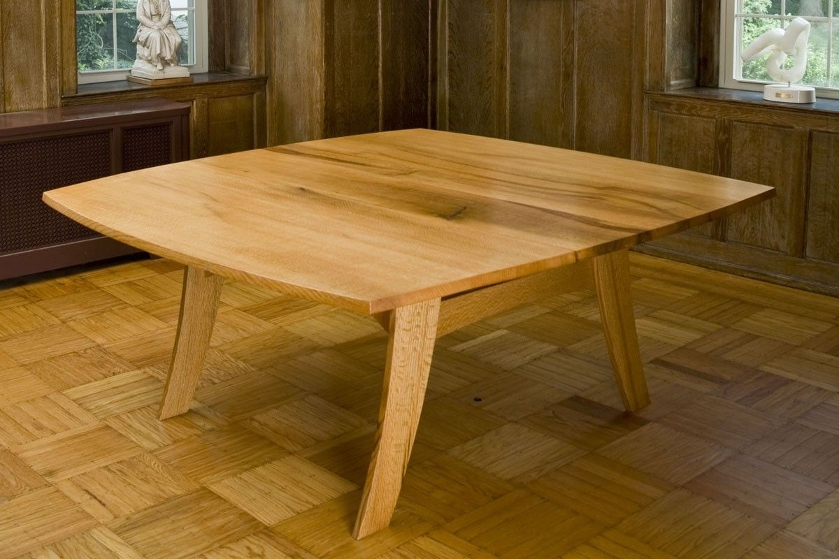 Custommade Pertaining To Recent Oak Dining Tables (View 16 of 25)