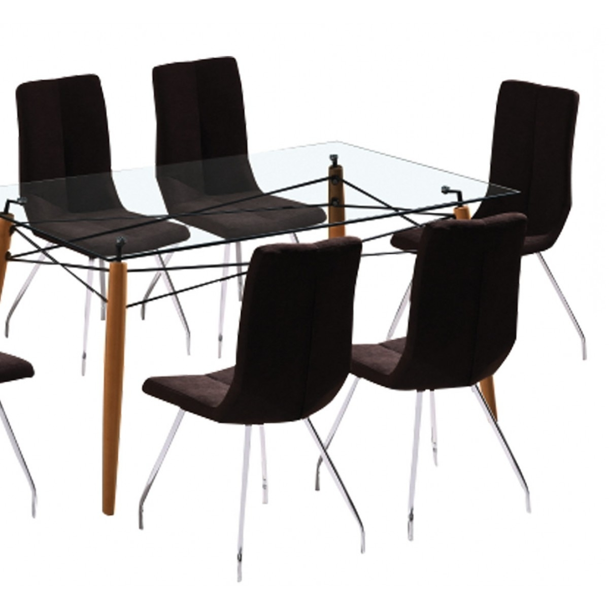 Damro With Regard To Favorite Logan 7 Piece Dining Sets (View 6 of 25)