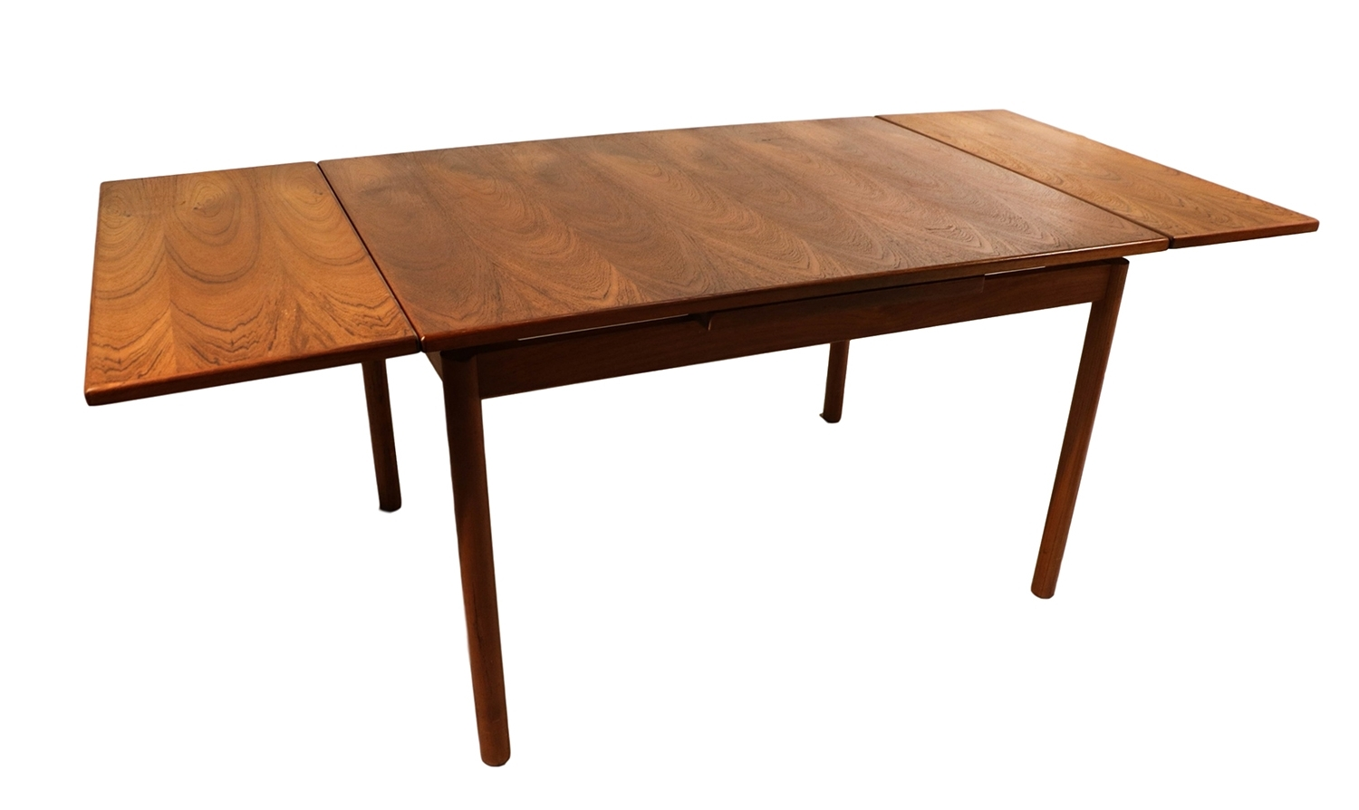 Danish Dining Tables With Current Danish Modern Teak Extendable Dining Table – (View 5 of 25)