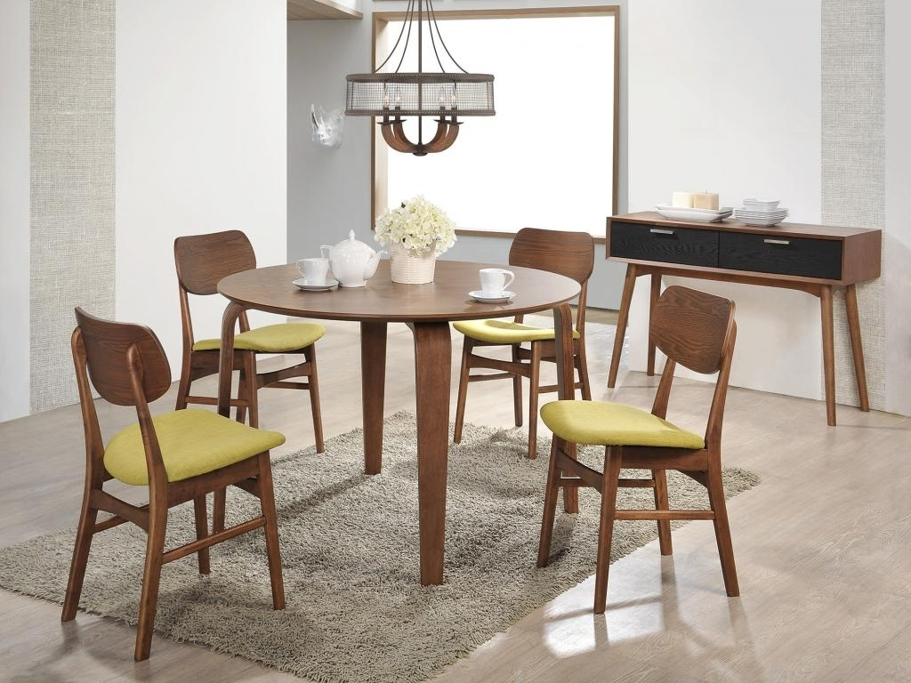 Danish Style Dining Tables Throughout Well Known Modern Danish Dining Chair — New Home Design (View 7 of 25)