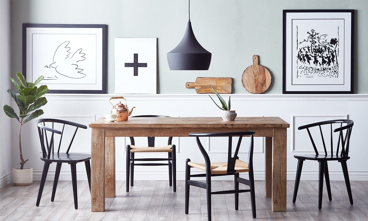 Danish Style Dining Tables With Regard To Current Chic Scandinavian Decor Ideas You Have To See – Overstock (View 2 of 25)