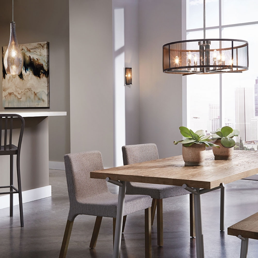 Decorating Dining Room Table Ceiling Lights Hanging Ceiling Lights within Fashionable Dining Tables Ceiling Lights