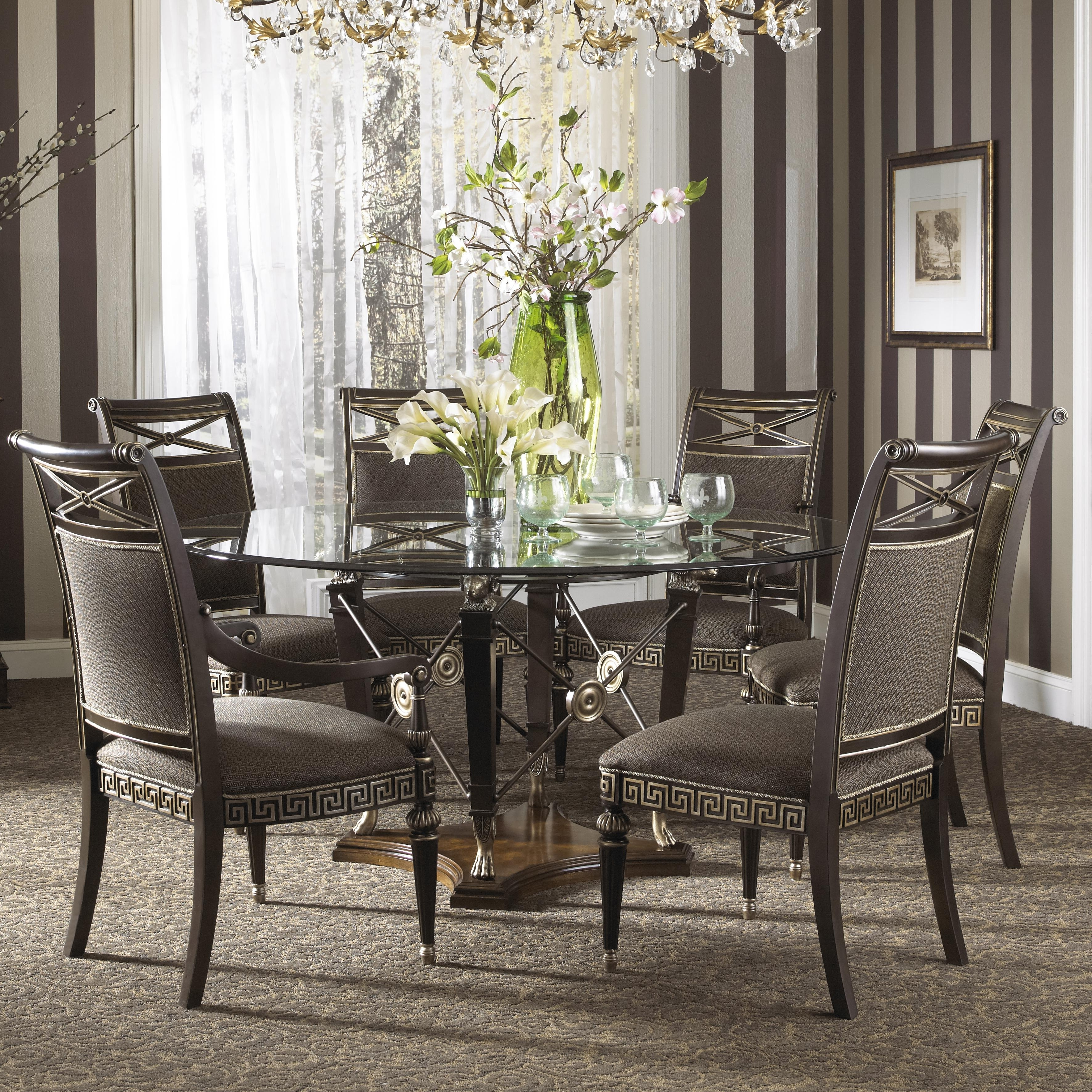 Decorating Nice Dining Table Set 6 Seater White Rooms To Go Weupco Throughout Well Known Dining Tables For Six (View 23 of 25)