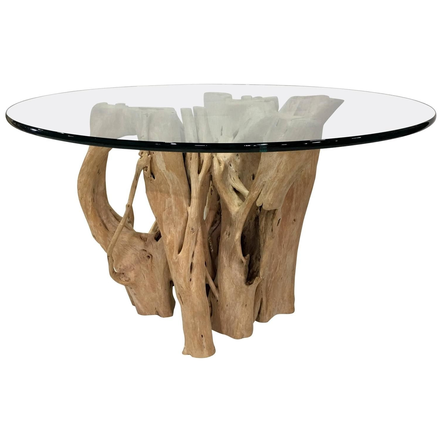 Decorating throughout Tree Dining Tables