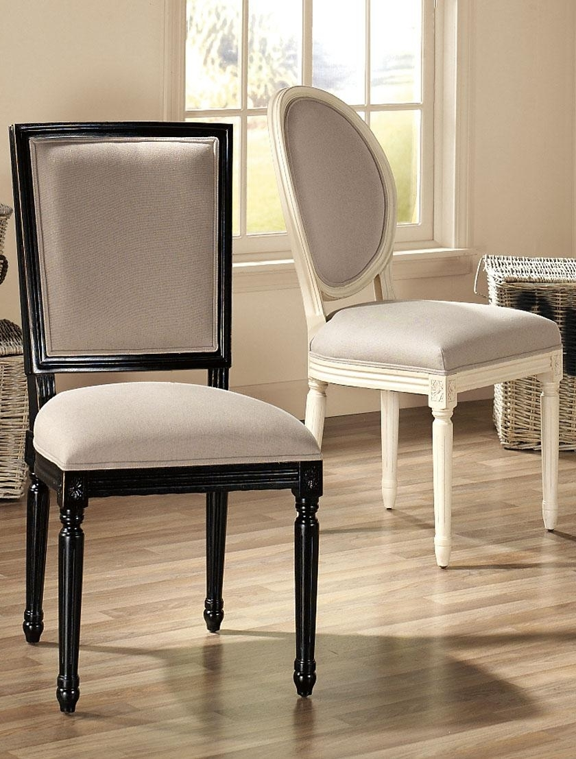 Decoration Designs Guide Pertaining To Dining Room Chairs (Gallery 6 of 25)