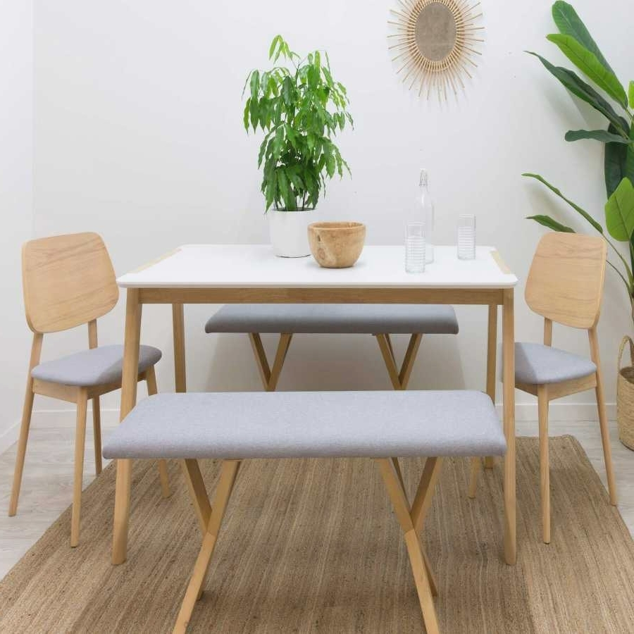 Delfina Expandable Dining Table (View 12 of 25)