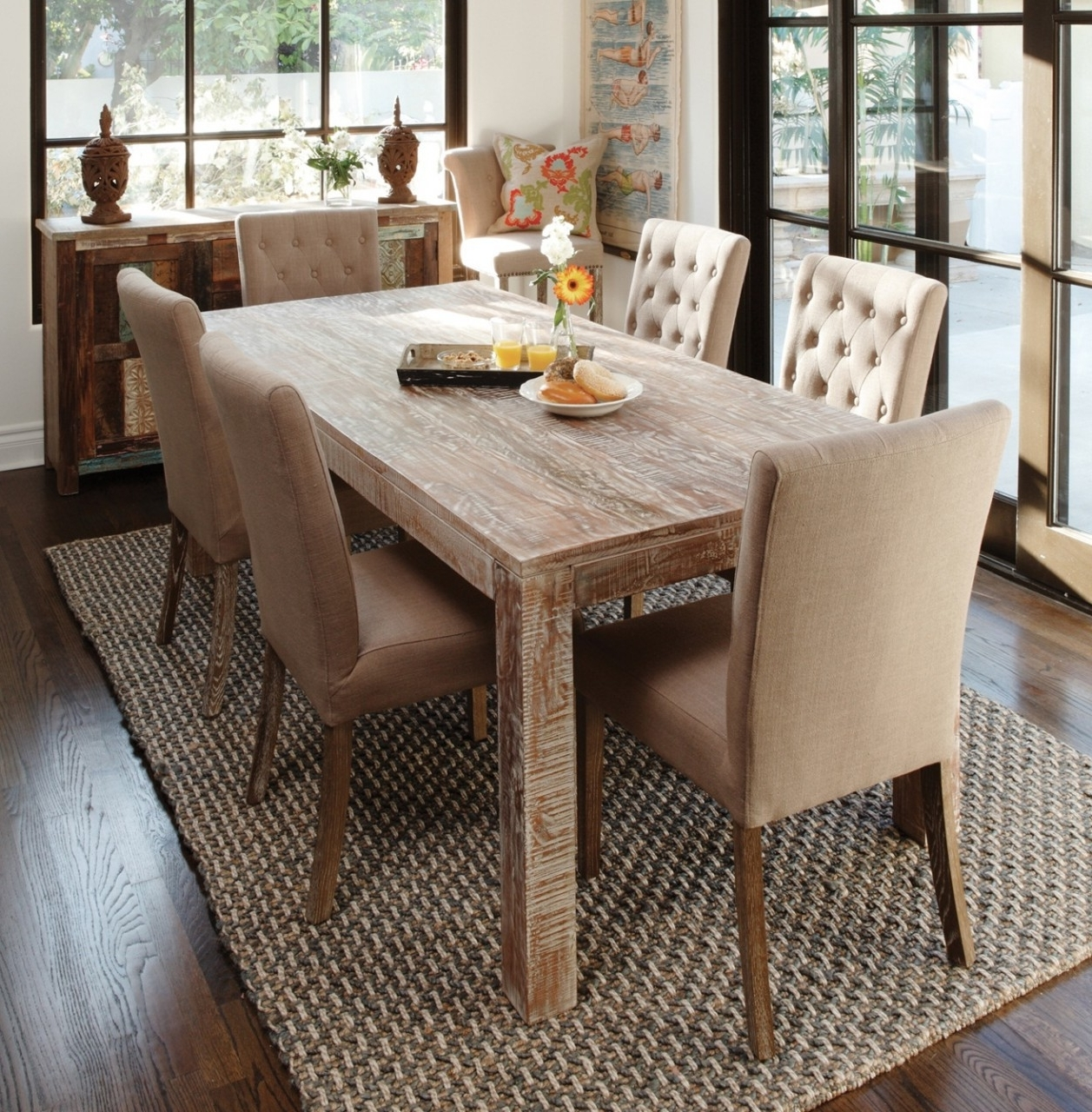 Dining Bench for Well-known Bali Dining Tables