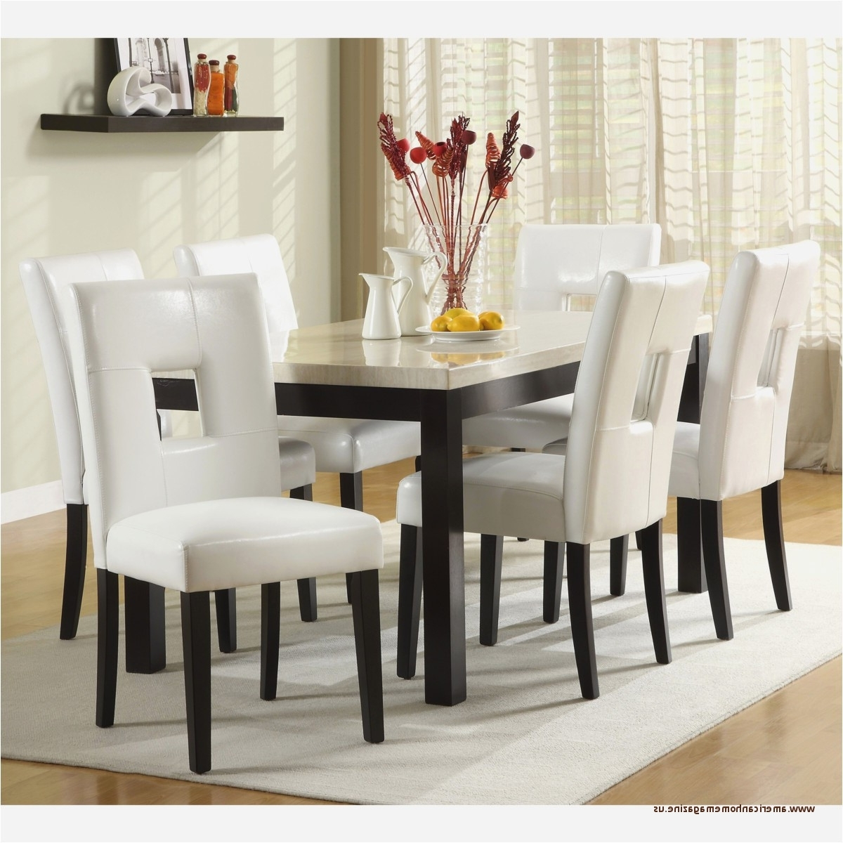 Dining Chairs Ebay throughout Latest 6 Dining Room Chairs Ebay Modern Upholstered Dining Chairs Simple In