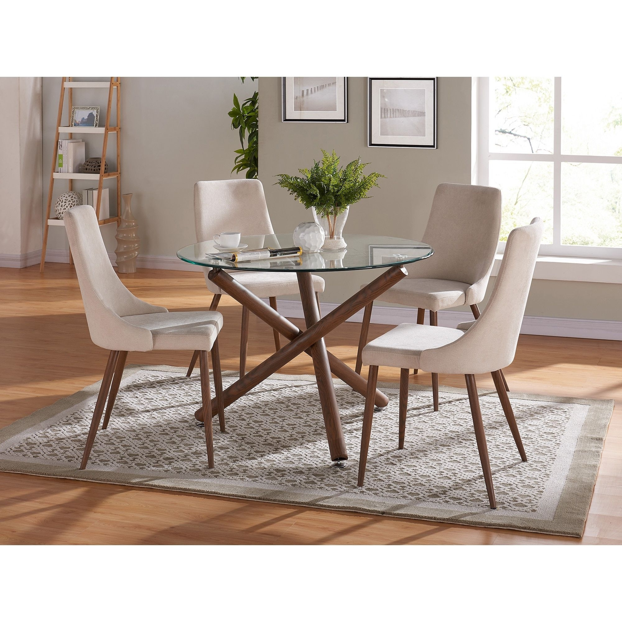 Dining Chairs, Fabric Dining Room Chairs: Make Mealtimes More Inside Current Fabric Dining Room Chairs (Gallery 21 of 25)