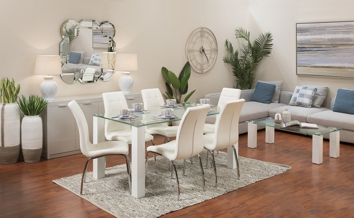 Dining Furniture/modern (Gallery 17 of 25)