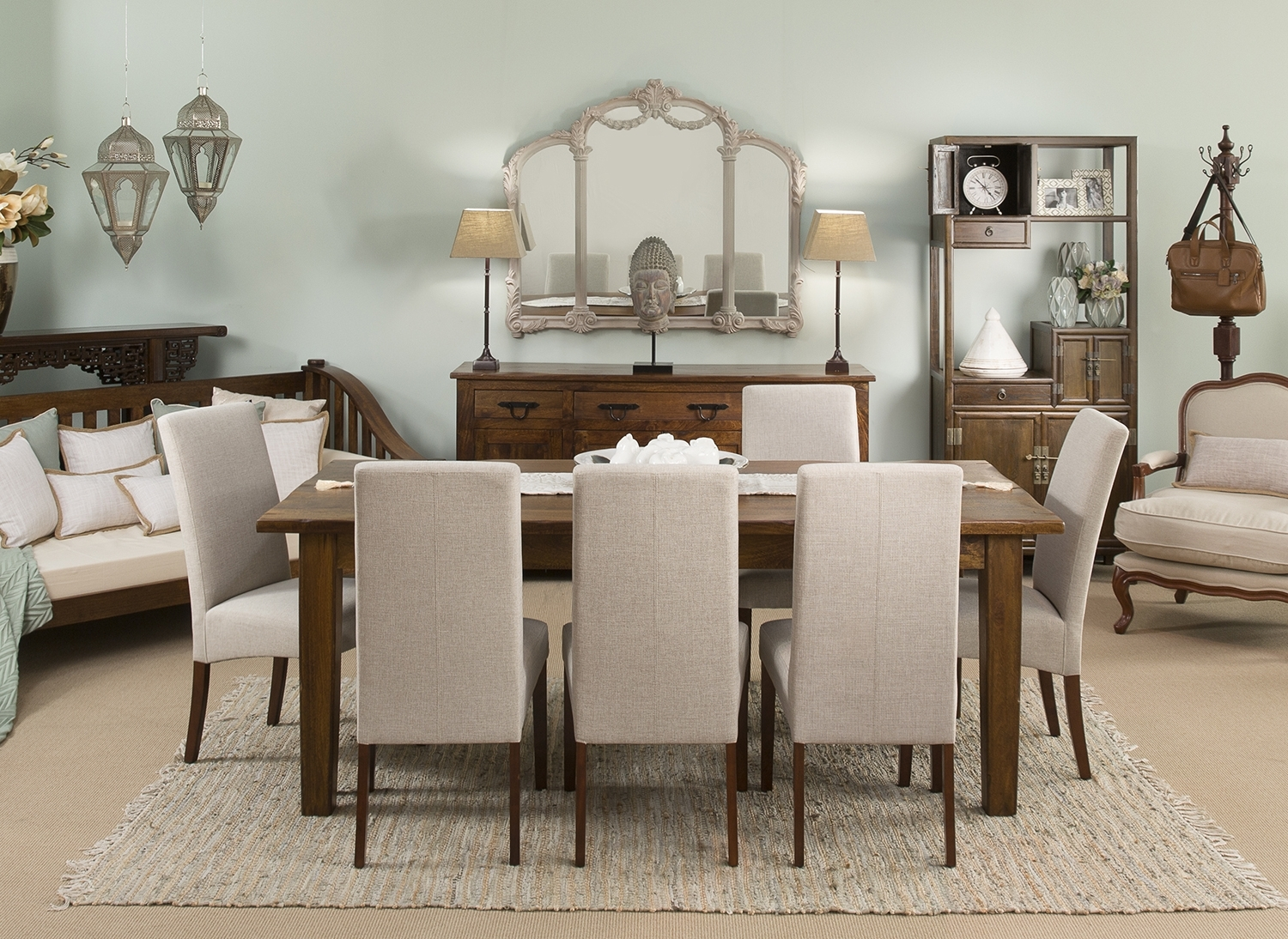 Dining Furniture/rustic (View 13 of 25)