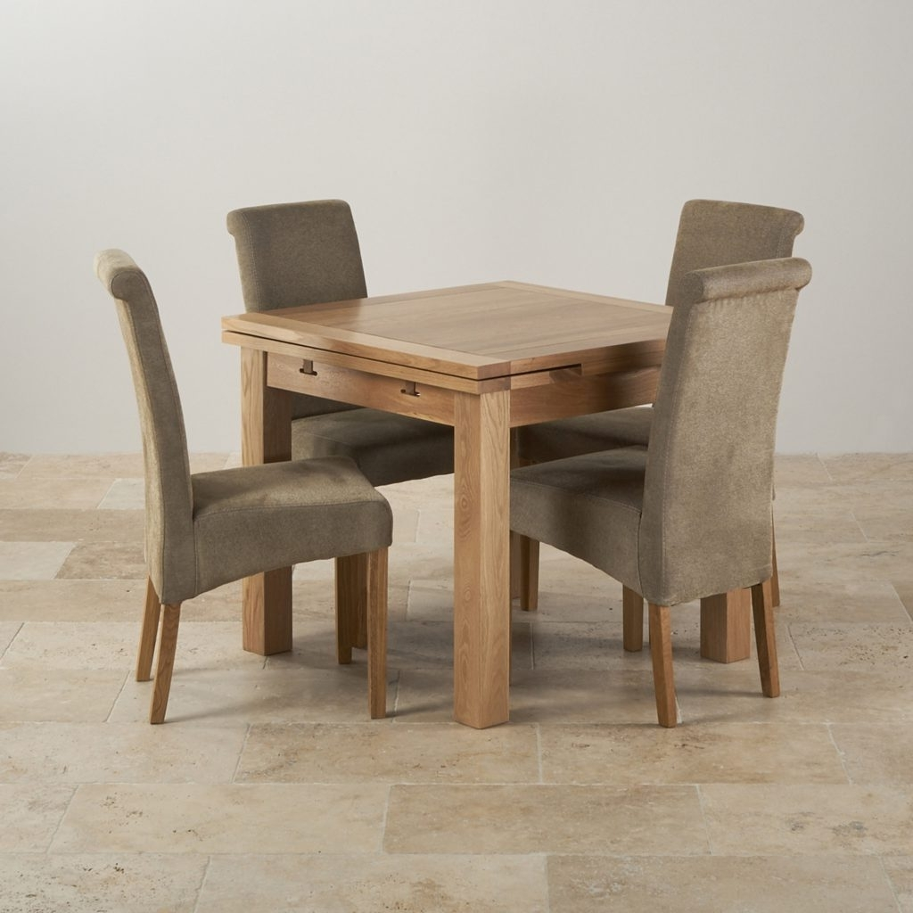 Dining Room Chair : Oak Dining Tables For Sale Modern Oak Dining throughout Preferred Oak Fabric Dining Chairs