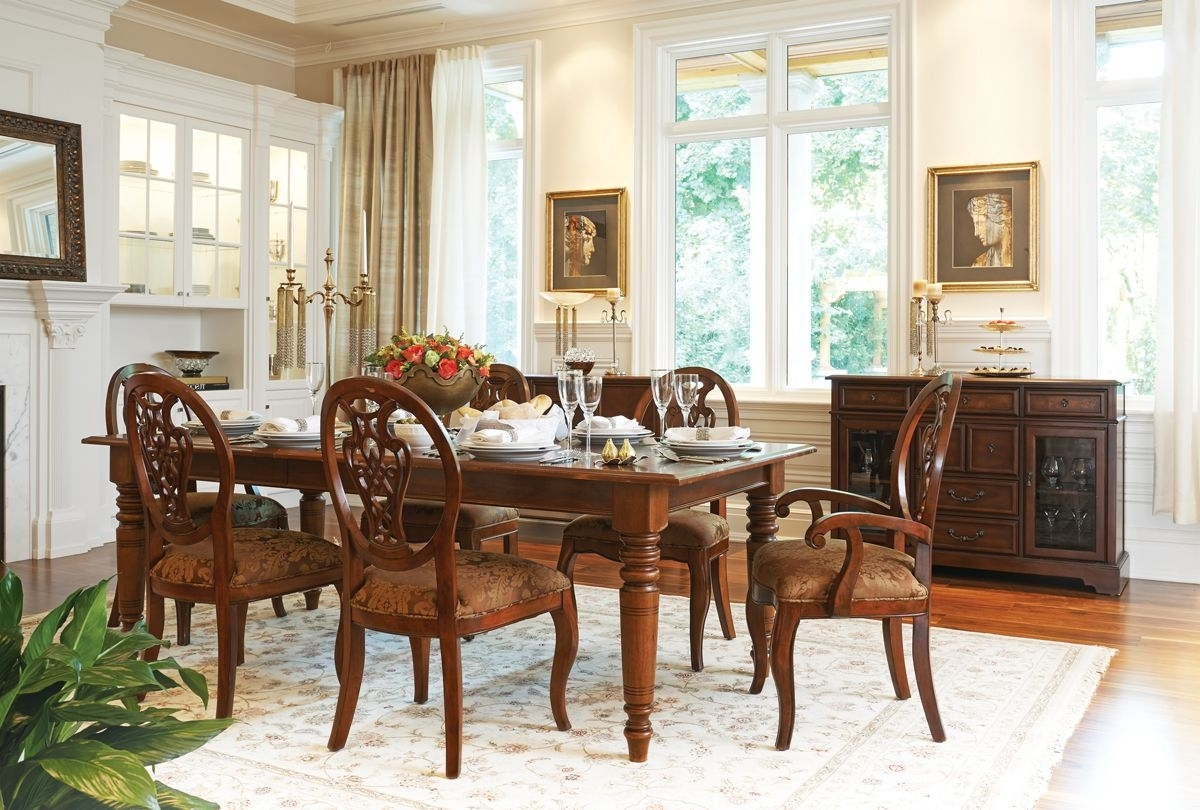 Dining Room regarding Mayfair Dining Tables