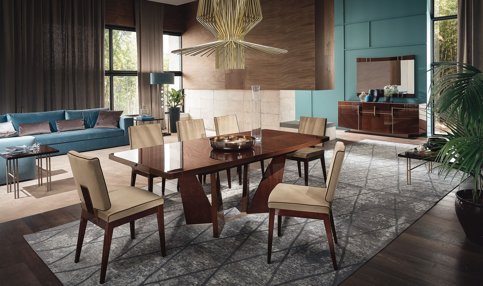 Dining Room Sets, Room Set And Cherry Finish (View 9 of 25)