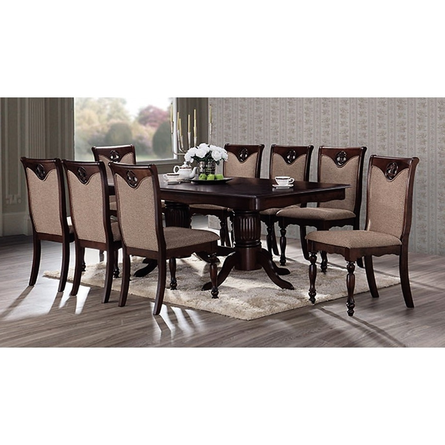 Dining Room Suites inside Popular Nova 9 Piece Dining Room Suite Quality And Style You Can Afford