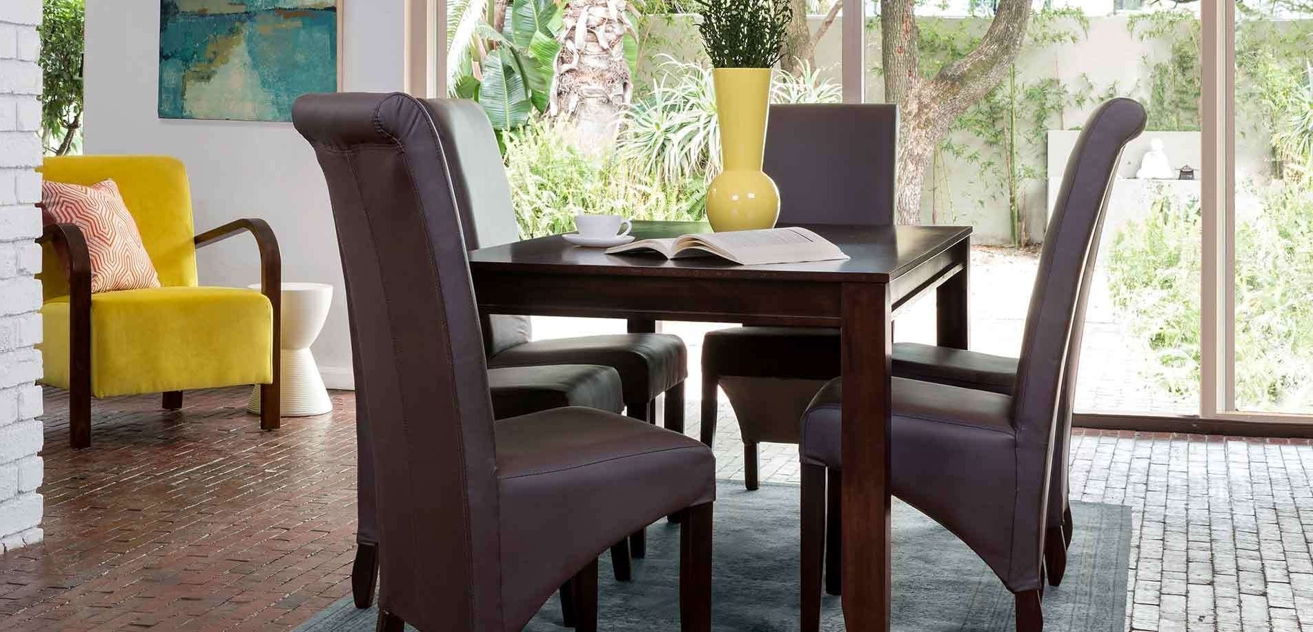 Dining Room Suites pertaining to Famous Lounge, Dining And Bedroom Furniture