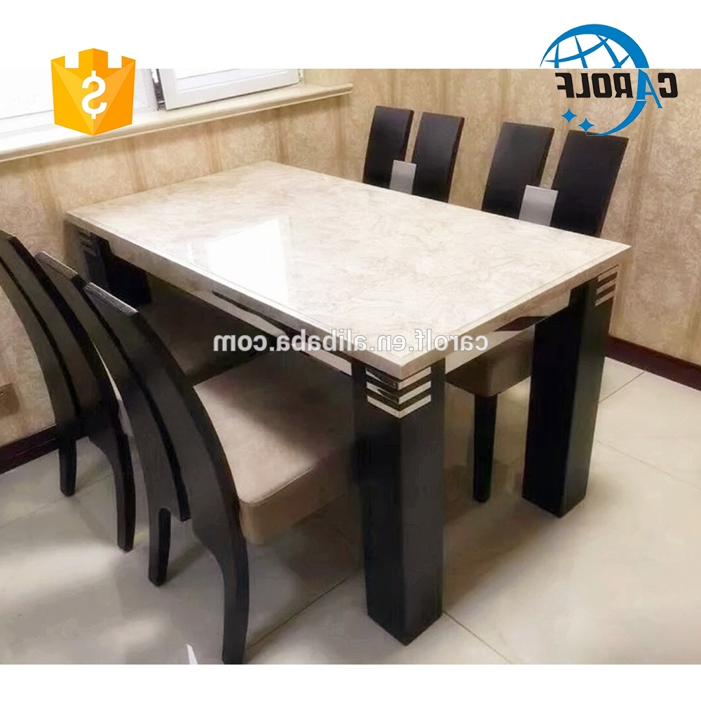Dining Room Suites Throughout Widely Used China Dining Room Suites Wholesale ?? – Alibaba (View 10 of 25)