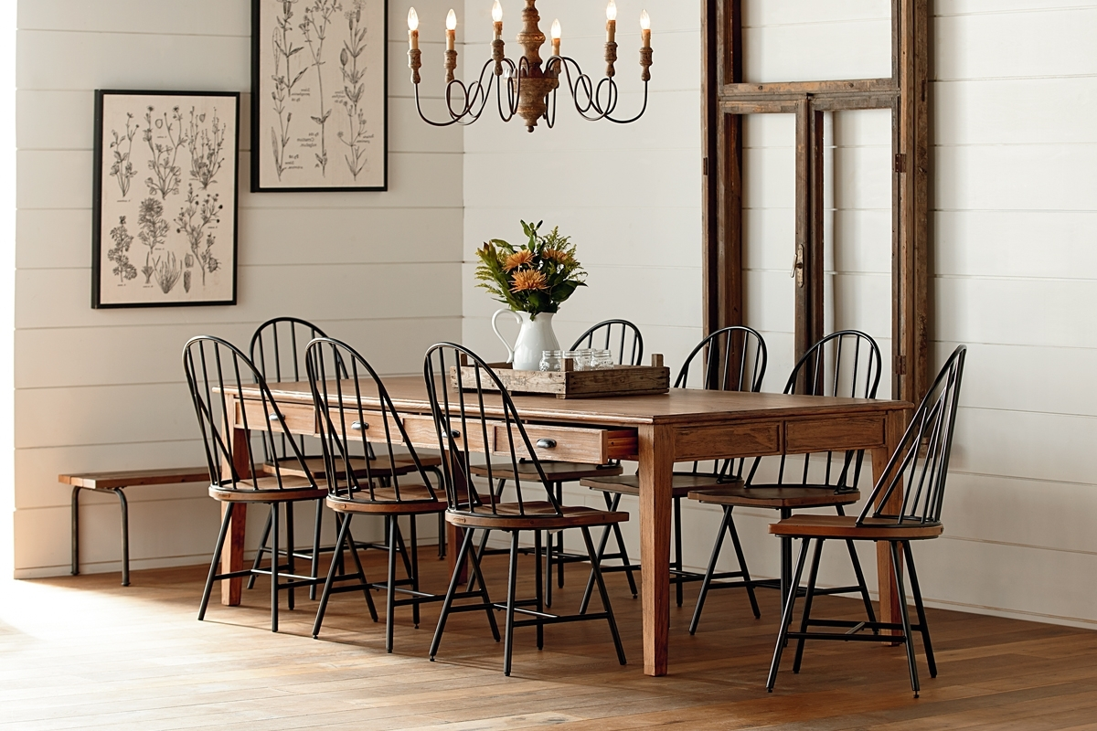 Dining Room Tables in Favorite When Buying A New Dining Room Table Means Buying Everything Else New