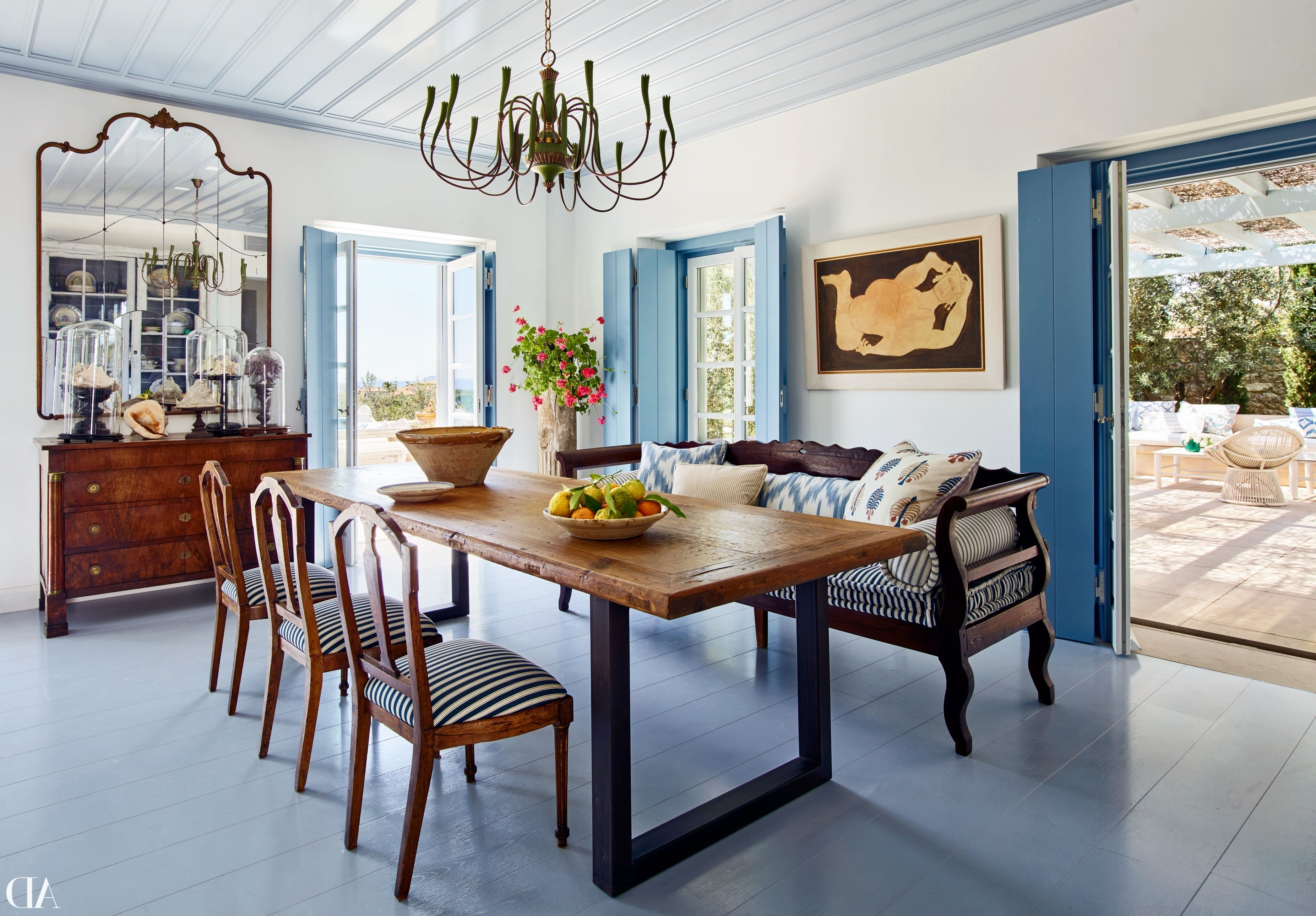 Dining Room Tables In Well Known Tips To Mix And Match Dining Room Chairs Successfully (Gallery 15 of 25)