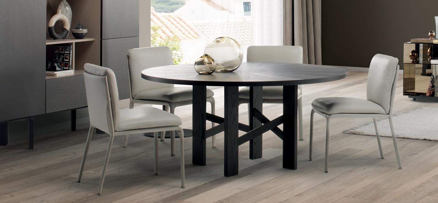 Dining Room Tables regarding Popular Modern Dining Tables