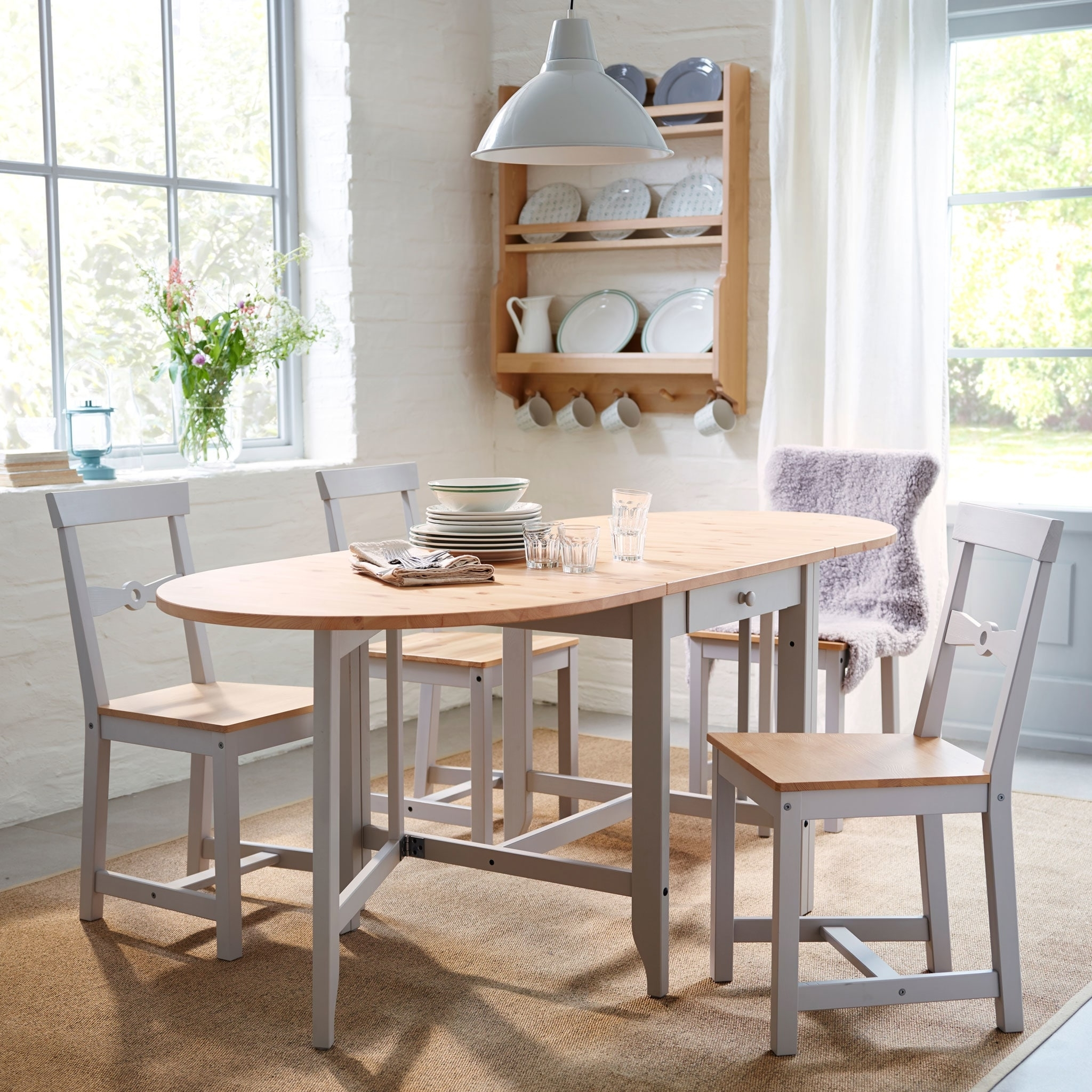 Dining Room Tables Within 2017 Dining Room Furniture & Ideas (Gallery 12 of 25)