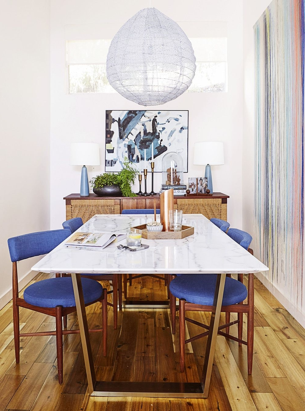 Dining Rooms Pertaining To Famous Long Dining Tables (View 7 of 25)