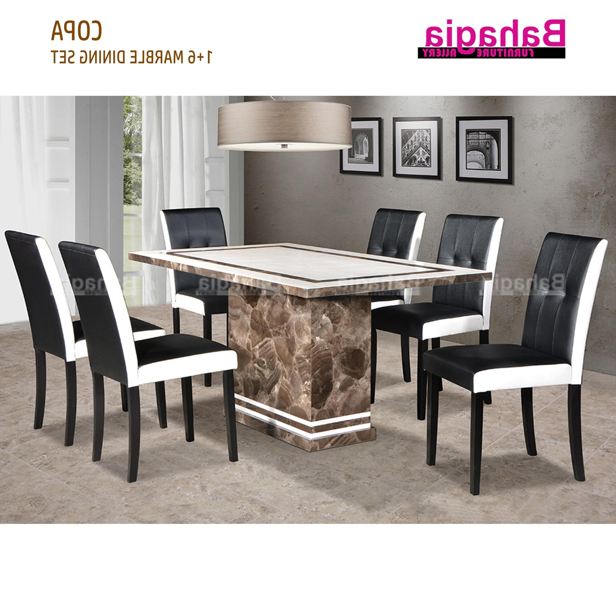 Dining Sets For Trendy Home Dining Room Sets – Buy Home Dining Room Sets At Best Price In (View 12 of 25)