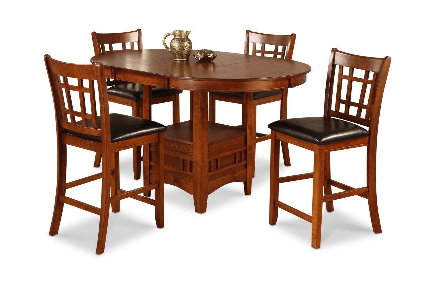 Dining Sets – Kitchen & Dining Room Sets – Hom Furniture Throughout Latest Chapleau Ii 9 Piece Extension Dining Tables With Side Chairs (View 16 of 25)