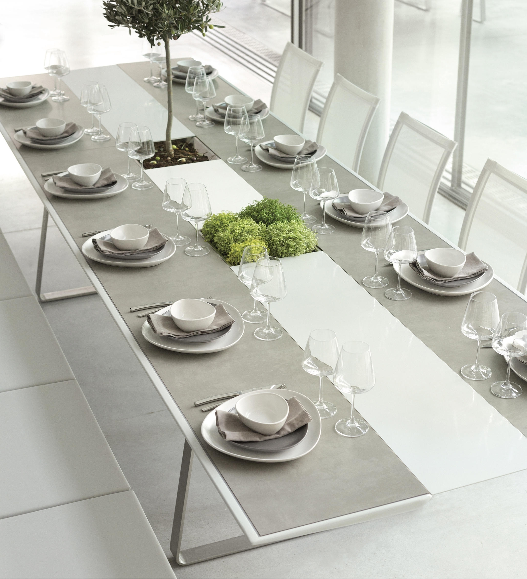 Dining Table 180 - Dining Tables From Ego Paris